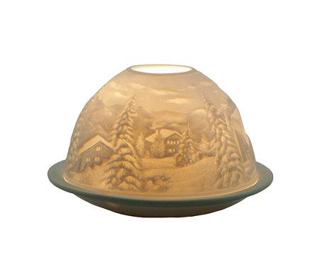 Tea Light Dome - Alpine Village