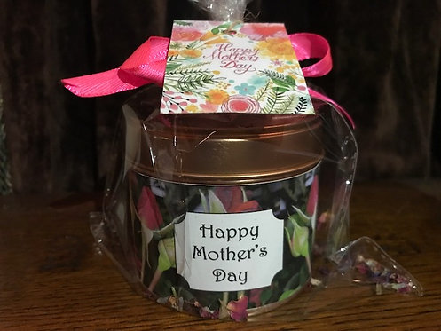 Mothers Day Candle - Gift Wrapped