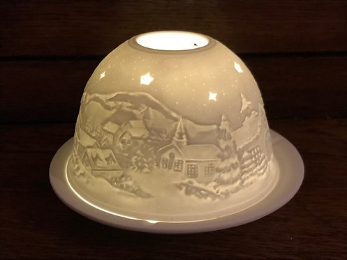 Tea Light Dome - Winternight