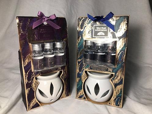 Oil Burner Gift Set