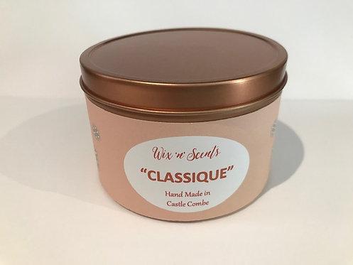 Classique Perfume Candle