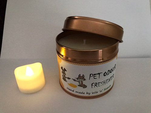 Comedy Candle - Pet Odour