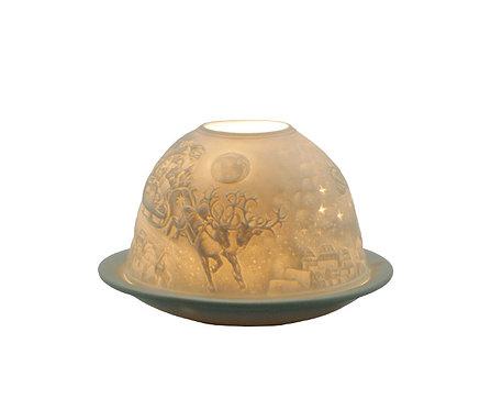 Tea Light Dome - Christmas Dream