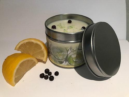 Gin & Lemon Candle