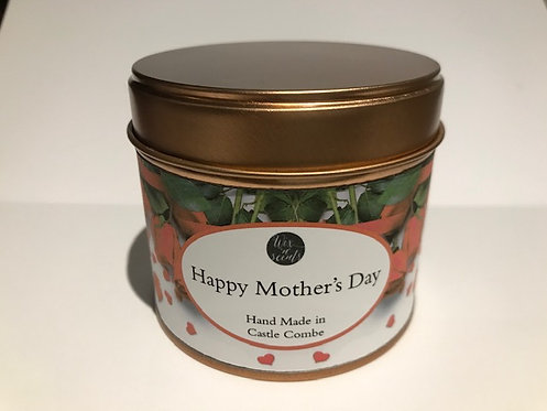 Mothers Day Candle - Roses