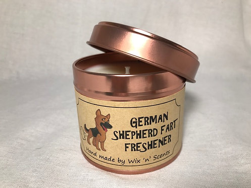 German Shepherd Fart Freshener