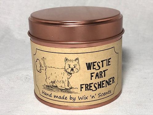Westie Fart Freshener