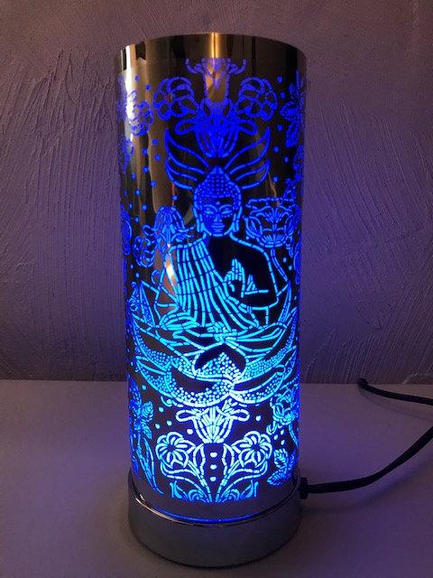 Buddha Colour changing aroma lamp