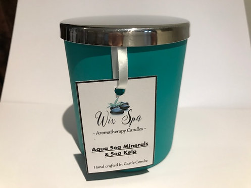 Aromatherapy Candle - Glass