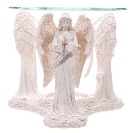 Angel wax melt burner