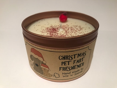 Christmas Pet Fart Freshener