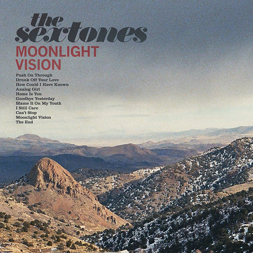 Moonlight Vision CD