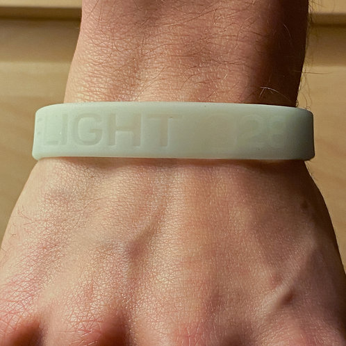 Wristband (Glow-in-the-Dark)
