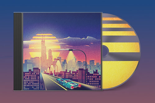 Out of Town - Physical CD