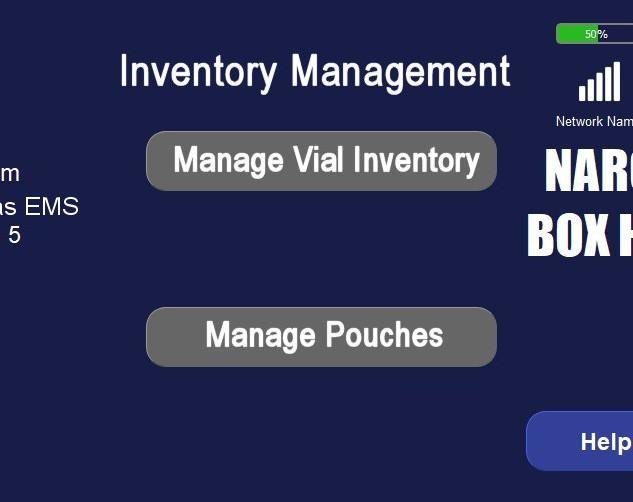 NarBox HQ Control Box