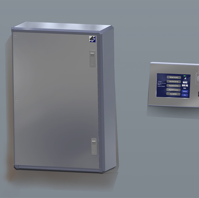 NarcBox HQ System