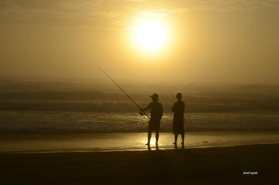 Sunrise Beachfishing