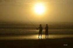 Sunrise Beachfishing