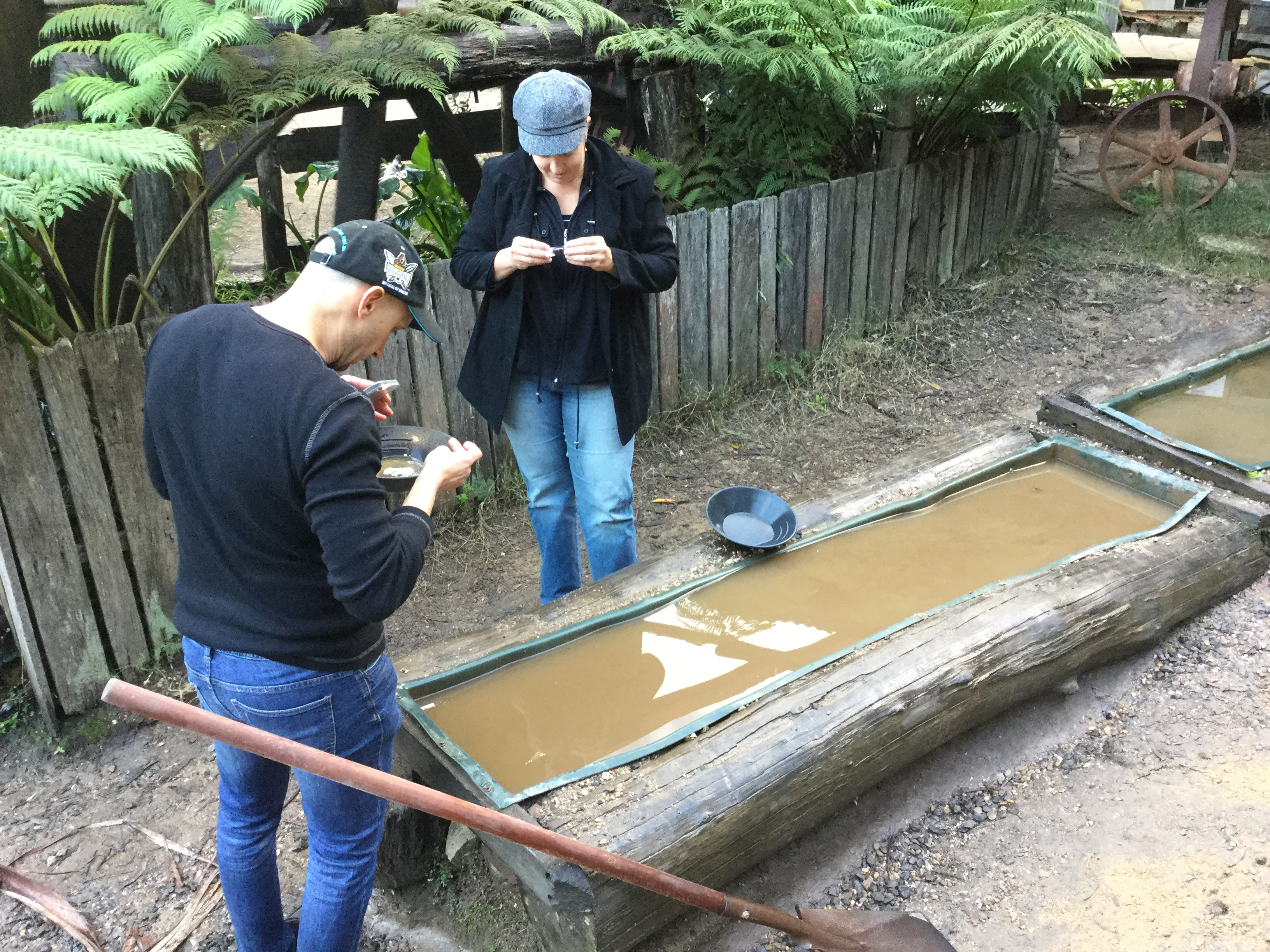 Visit the Gold Rush Colony, Mogo