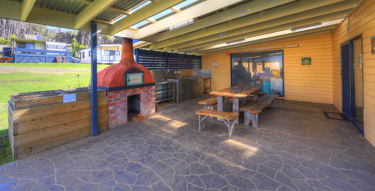 Pizza Oven and BBQs