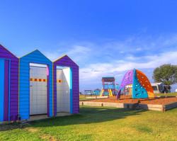 Playground & Beach Showers