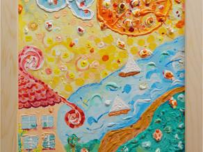 Malerei - Ein schöner Tag