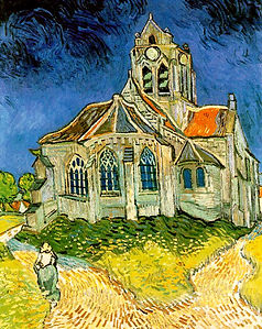 Malerei des niederländischen Malers Vincent van Gogh