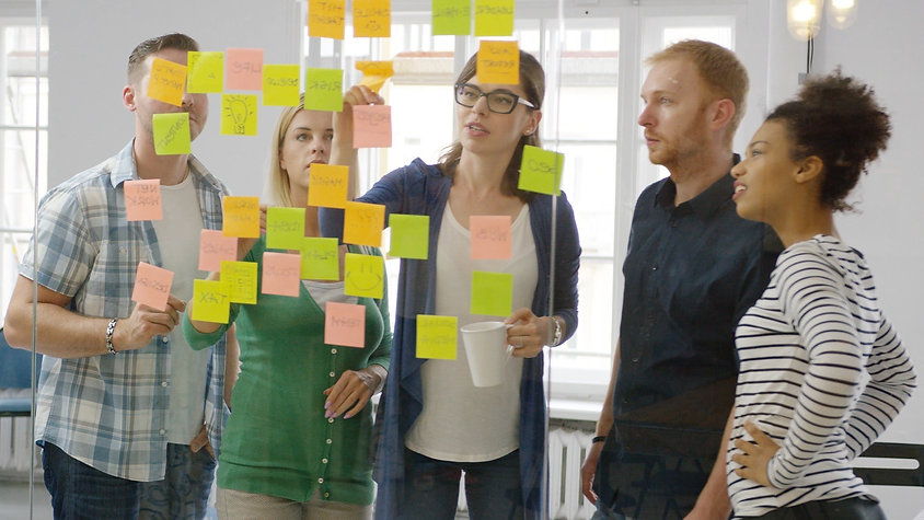 Employees build confidence with agile learning to master future skills and skills gap in career development.