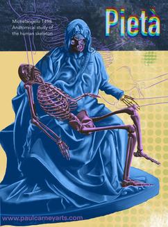 Pietá colour poster 2