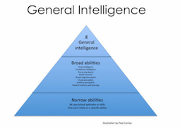 General Intelligence or g and it's impact on education