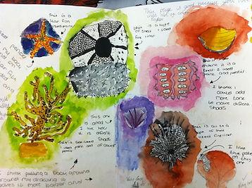 art sketchbooks tips ideas