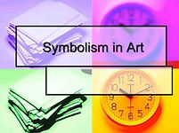 Symbolism in art lesson plan