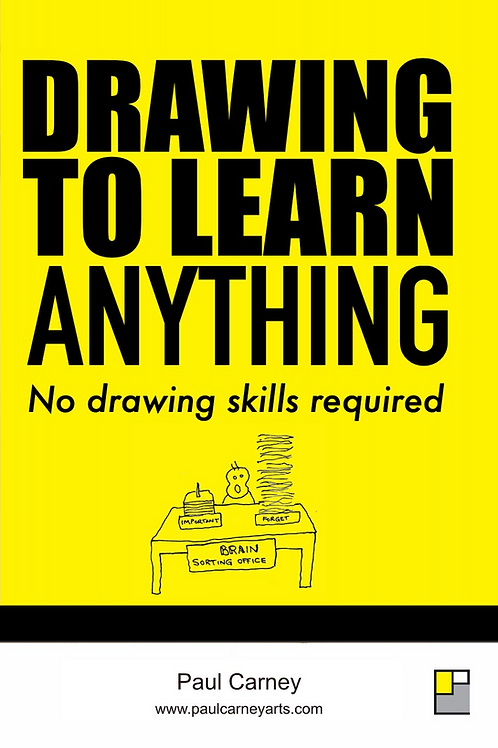 Drawing to Learn ANYTHING, no drawing skills required