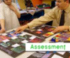 Paul Carney art assessment
