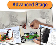 Advanced Stage how to draw