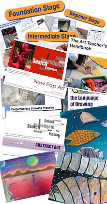 Secondary art lesson pack art lesson plan