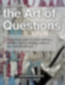 Art of questions, questionning in art