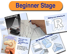 Beginner Stage how to draw