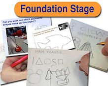 Foundation Stage how to draw