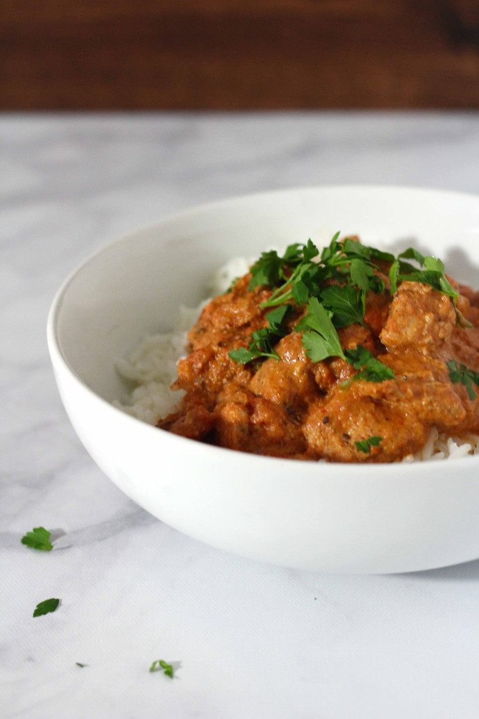 (Authentic!) Chicken Tikka Masala