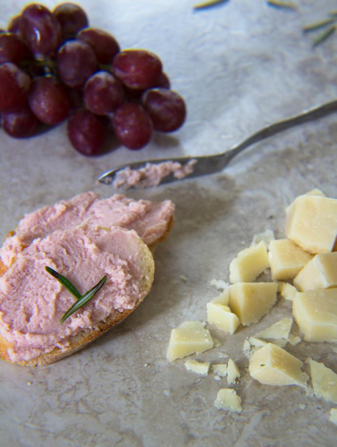 Pâté di Prosciutto (Ham Pâté)