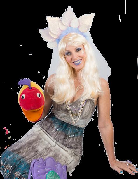 Ariel The mermaid