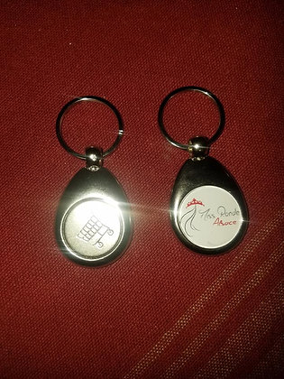 porte clef Miss Ronde Alsace