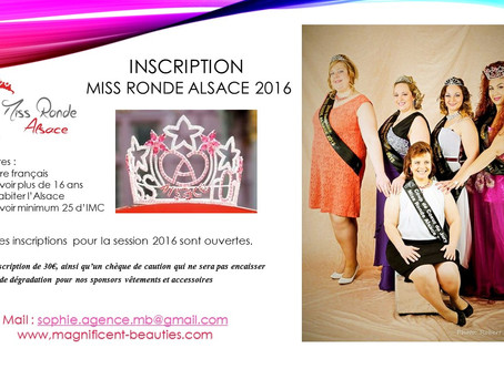Aventure miss ronde Alsace