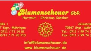 Blumenscheuer Günther GbR