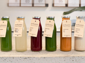 purify juicery - get your juice on
