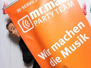 mr. mac's party team - DJ-Service