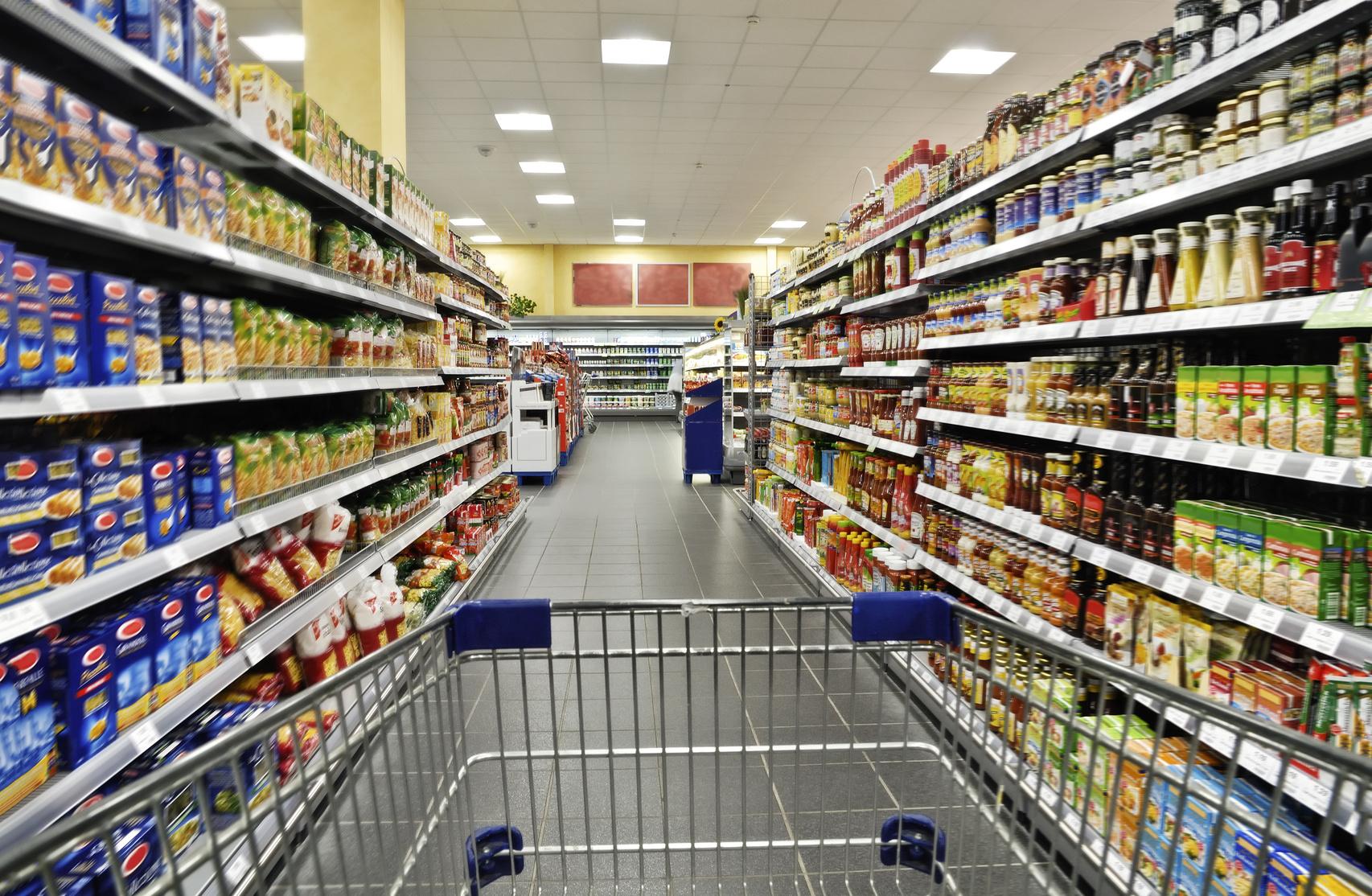Supermärkte in den Golfstaaten