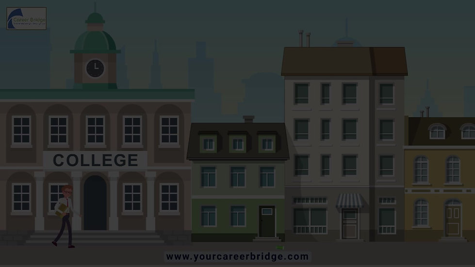 Career Bridge | The Way To Secure Your Future!