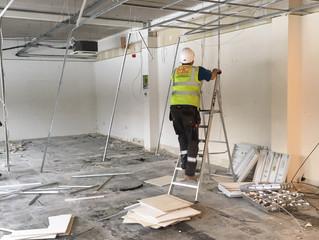 Current refurbishment projects